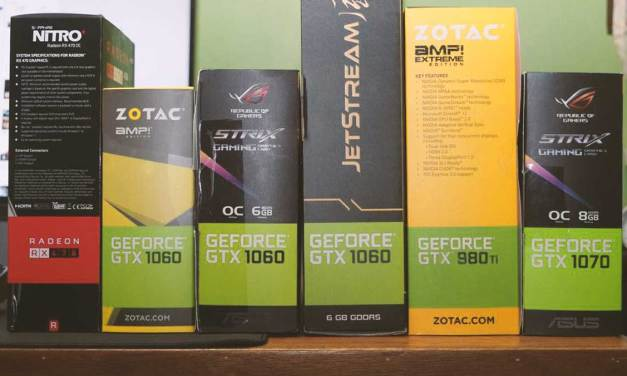 AMD Radeon and Nvidia GeForce GPUs Back in Stock Quantity