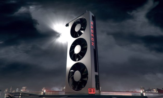 AMD Unveils Radeon VII Graphics with 7nm GPU Inside