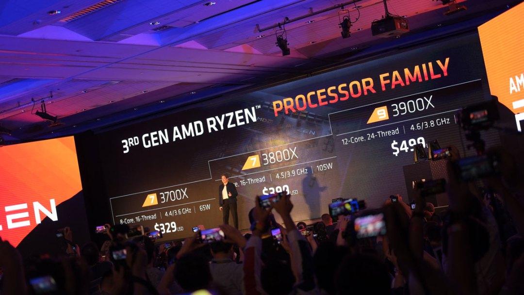 AMD Ryzen 3000 Reveal Model Price Availability (4)