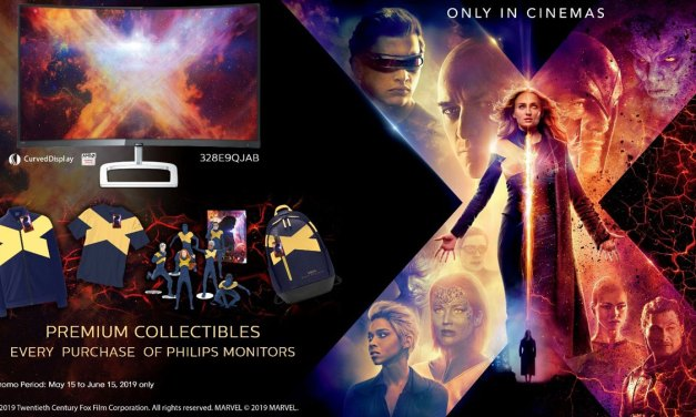 Philips and Fox Premiers X-Men: Dark Phoenix in Manila