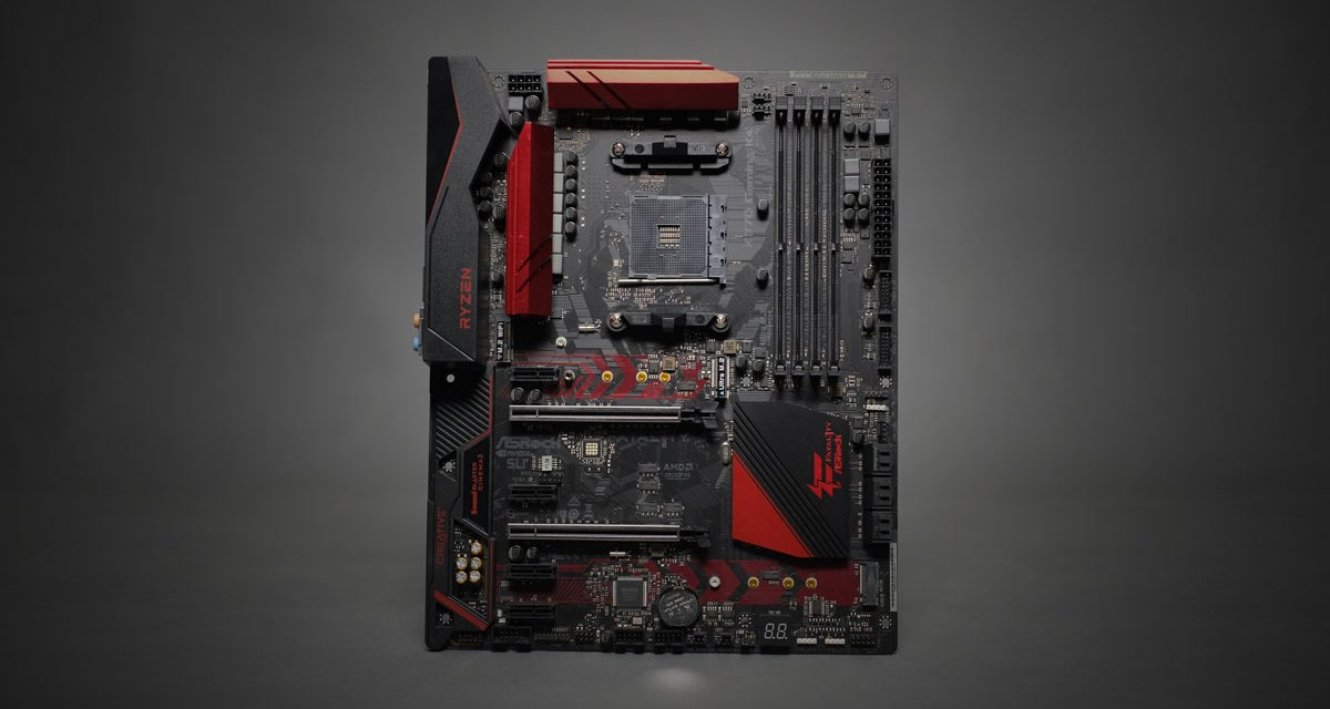 Review | ASRock Fatal1ty X370 Gaming K4 AM4 Motherboard