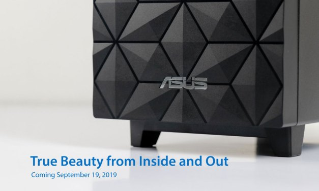 "ASUS To Revamp Commercial PCs With ""Expert"" Line-Up"