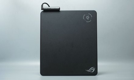 Review   ASUS ROG Balteus Qi RGB Gaming Mouse Pad
