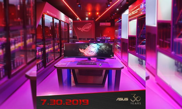 ASUS ROG Readies Gilmore Concept Store with Tons of Promos