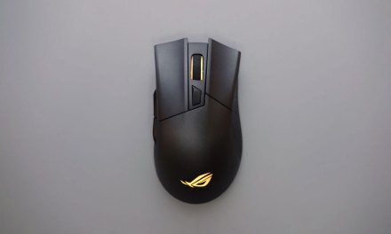 Review   ASUS ROG Gladius II Wireless Gaming Mouse