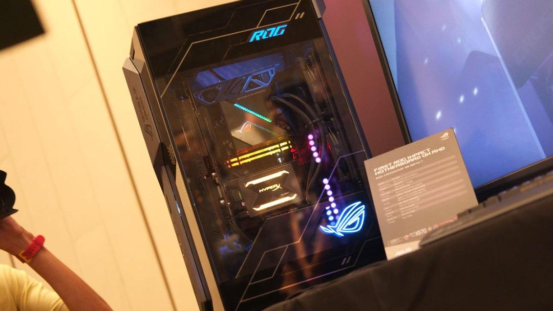 ASUS ROG ITX Concept Computex (4)