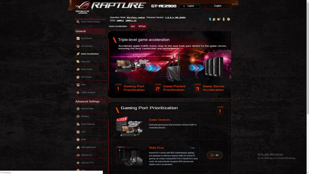 ASUS ROG Rapture GT-AC2900 Firmware (3)