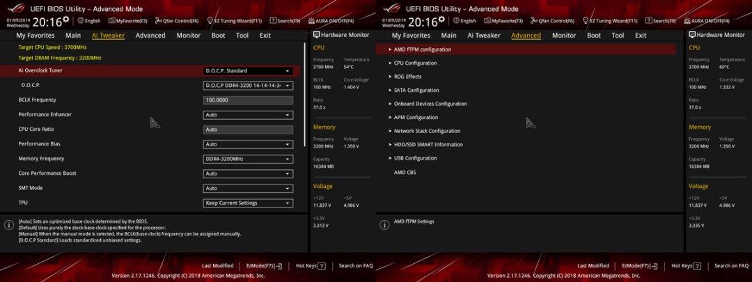 ASUS ROG Strix X470-I Gaming UEFI (2)