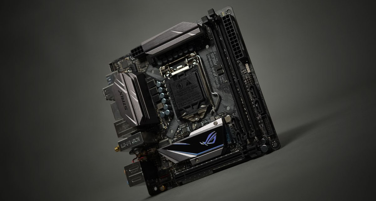 Review   ASUS ROG Strix Z270I Gaming LGA 1151 ITX Motherboard