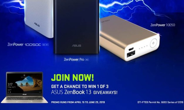 ASUS Announces Recharge Your ZEN Promo