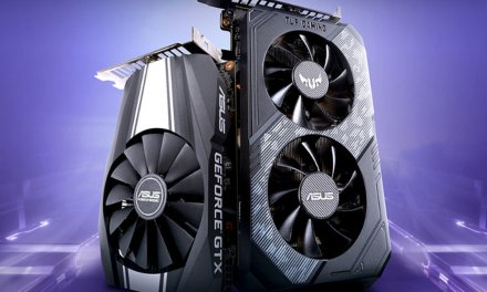 ASUS Announces TUF Gaming and Phoenix GeForce GTX 1660