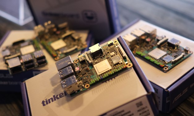 ASUS Tinker Board Spotted – Rocks 4K UHD Support