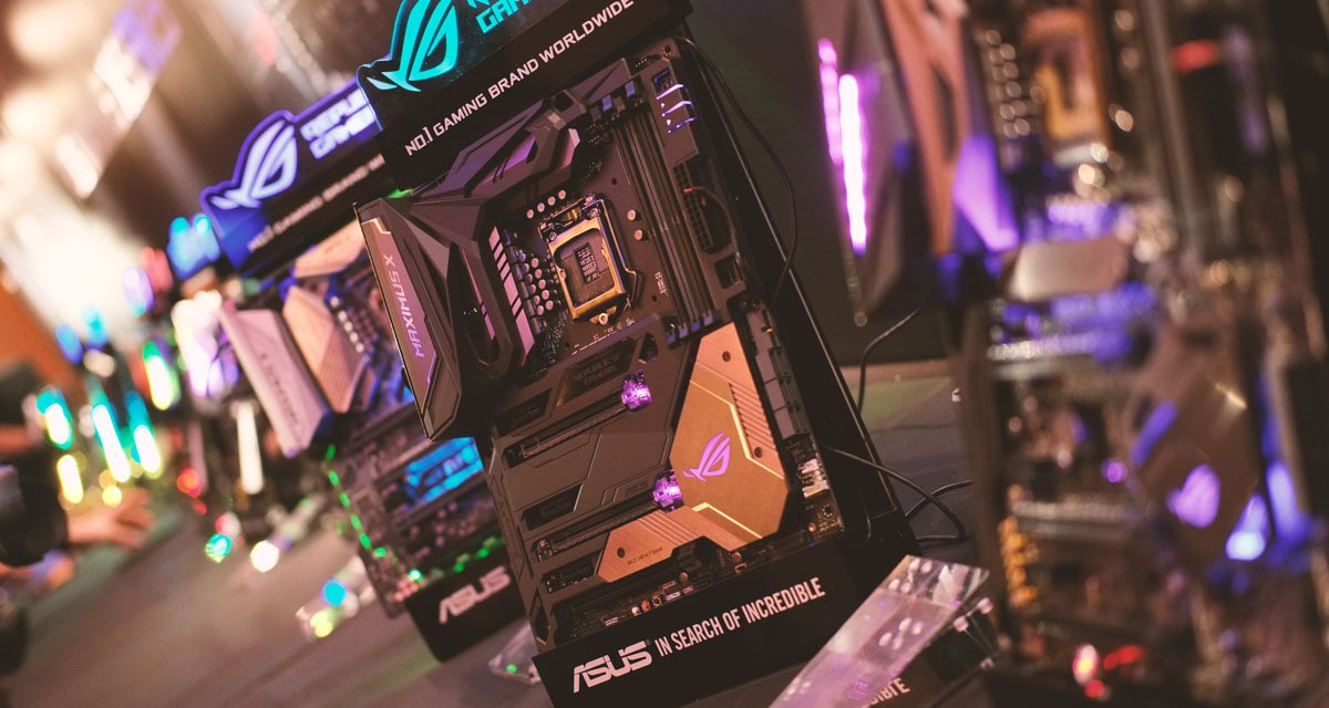 Initial ASUS Z370 Motherboard Lineup Pictured