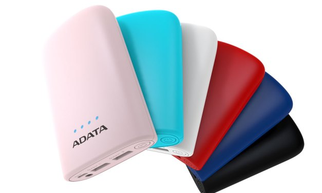 ADATA Launches 2018 Lineup of Power Banks
