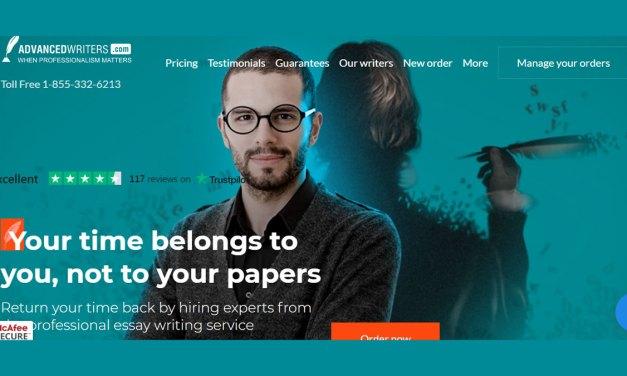 A Look at AdvancedWriters.com Expert Essay Writing Service