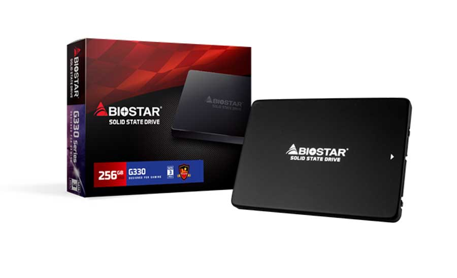 BIOSTAR Releases The G330 Budget SSD