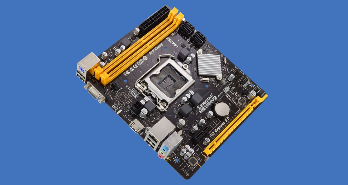 BIOSTAR Reboots their H61 Series Motherboards
