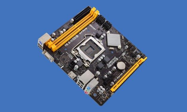 BIOSTAR Reboots their H61 Series Motherboards