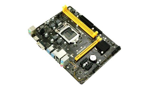 BIOSTAR Launches B365MHC Micro-ATX Motherboard