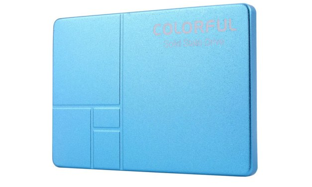 COLORFUL Announces SL500 Summer Edition SSD