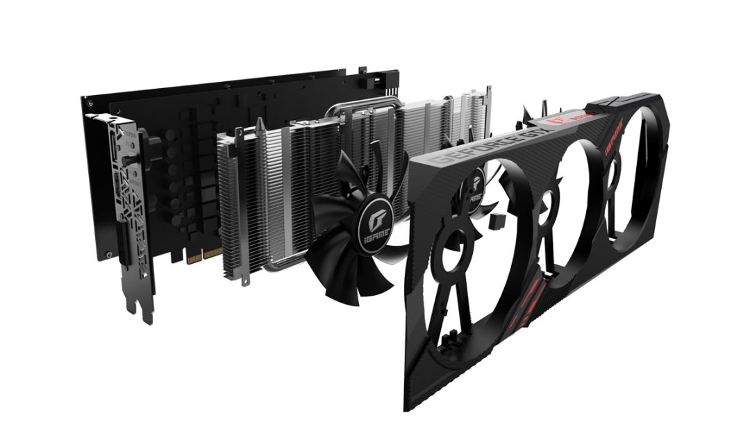 Colorful iGame GTX 1660 Ultra 6G PR (2)
