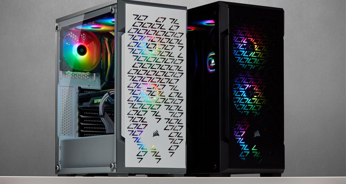 CORSAIR Launches 220T RGB Case and SP120 RGB PRO Fans