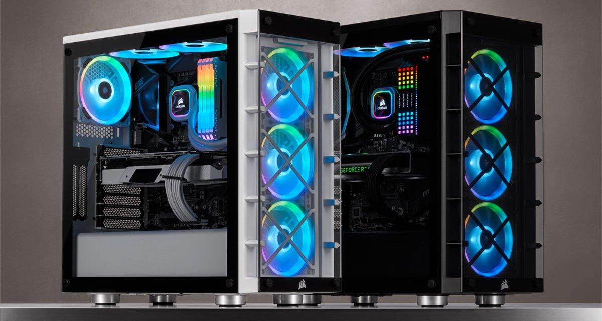 CORSAIR Launches iCUE 465X RGB Smart Case