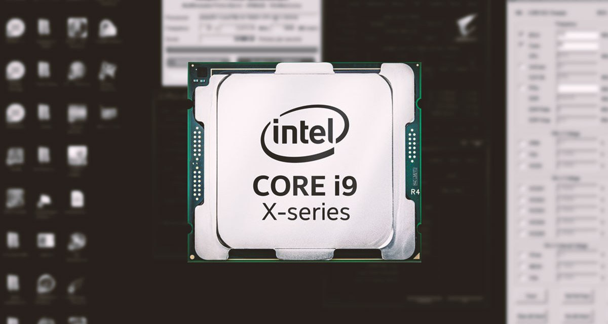 Intel Core i9-7900X Achieves 6.01 GHz A New World Record