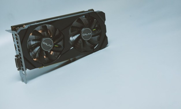 Review | GALAX GTX 1660 Super 1-Click OC