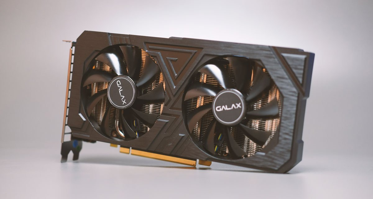 Review   GALAX GeForce RTX 2060 1-Click OC