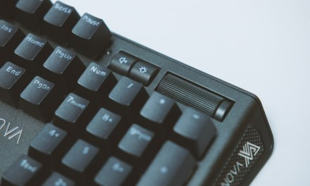 Review | GALAX XANOVA Pulsar XK400 Mechanical Keyboard