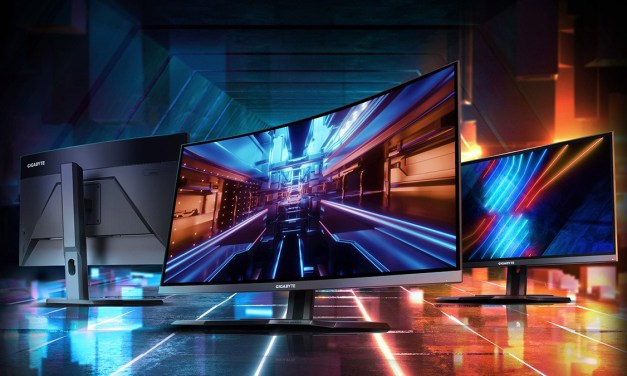 GIGABYTE Showcases Gaming Monitor Lineup at CES 2020