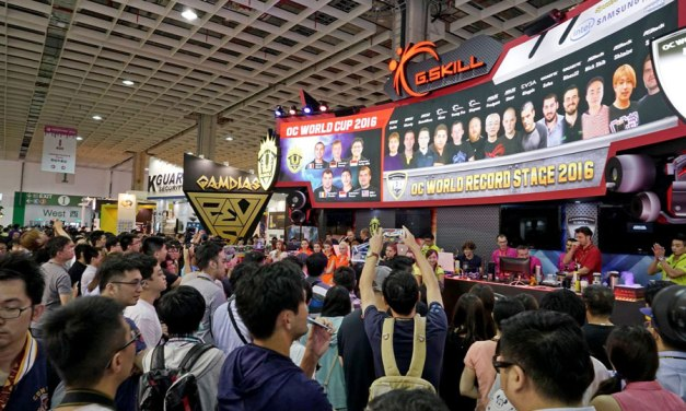 G.SKILL Annual Overclocking Event and Showcase at Computex 2019