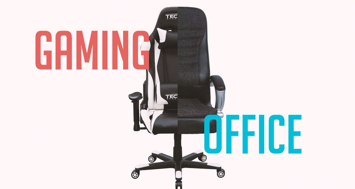 Gaming Chair vs Office Chair: Which One Should a Gamer Buy?