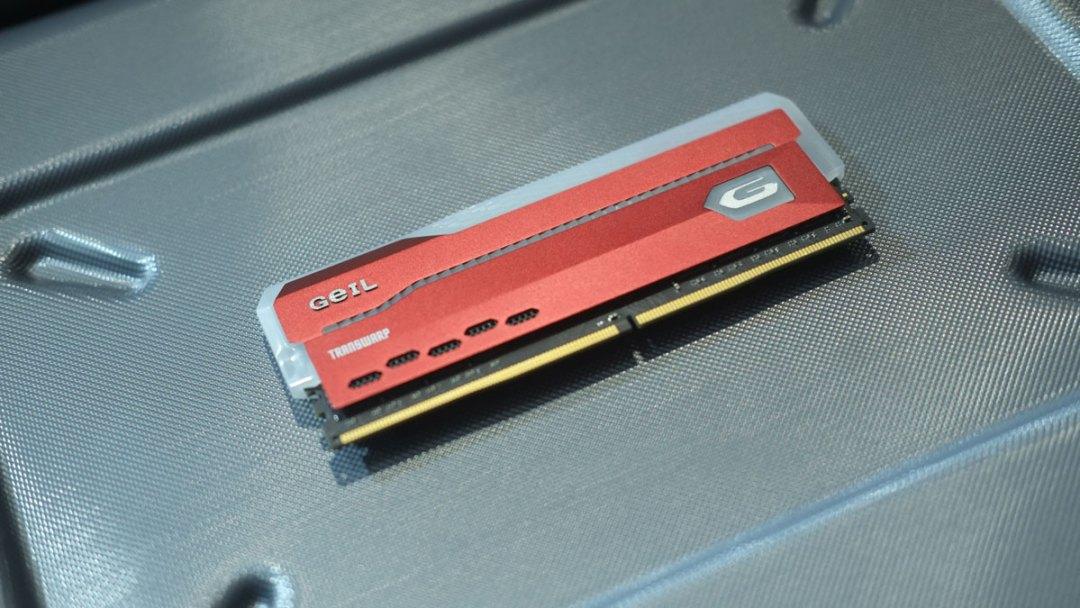 GeIL Gravity Transwarp DDR4 Computex (2)