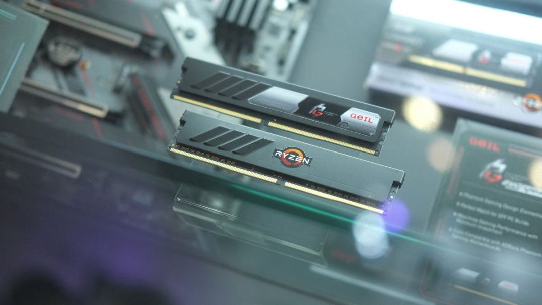 GeIL Gravity Transwarp DDR4 Computex (3)