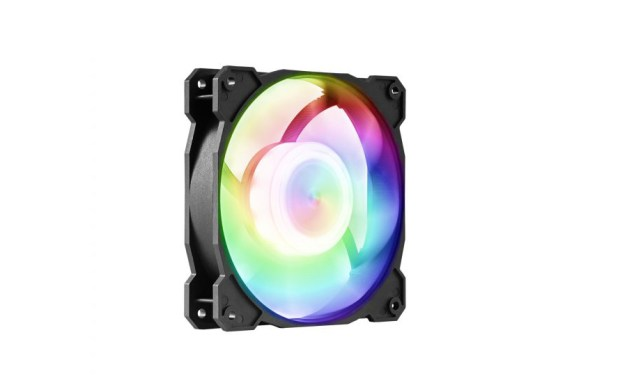 GELID Unveils Radiant Series RGB Fans