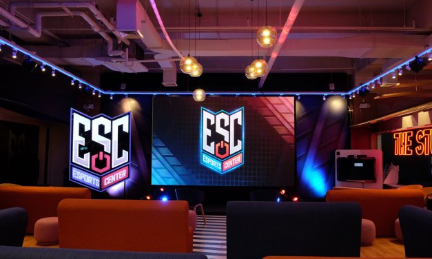 Globe Unveils ESC (Esports Center) at Play Nation UP Town Center