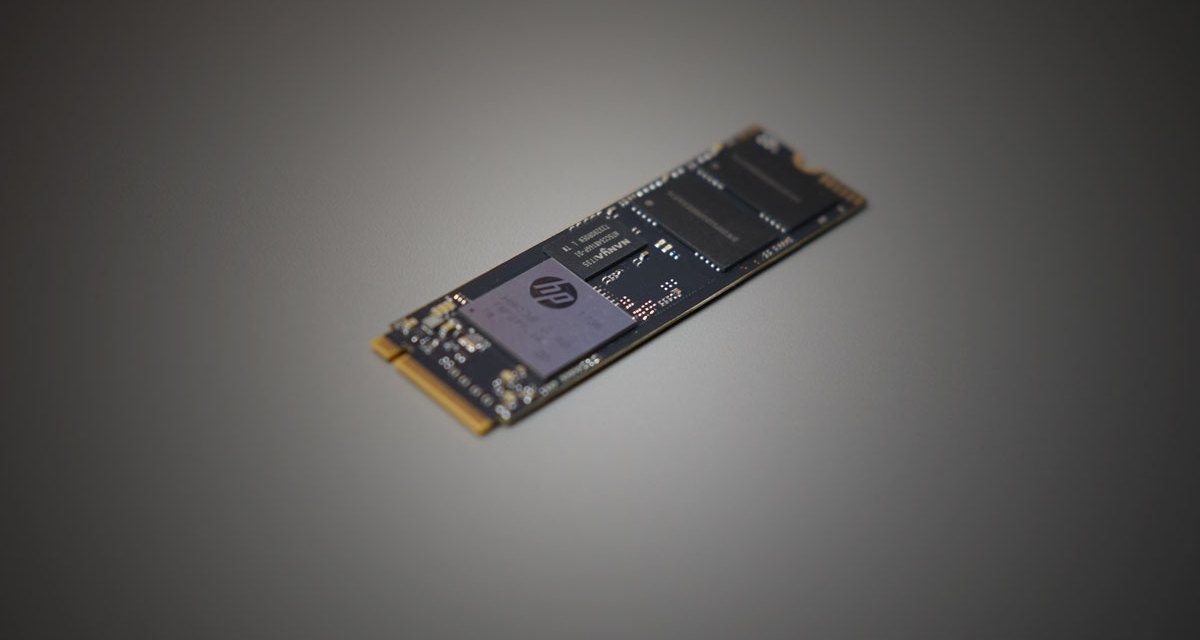 Review   HP EX920 M.2 256GB NVME SSD