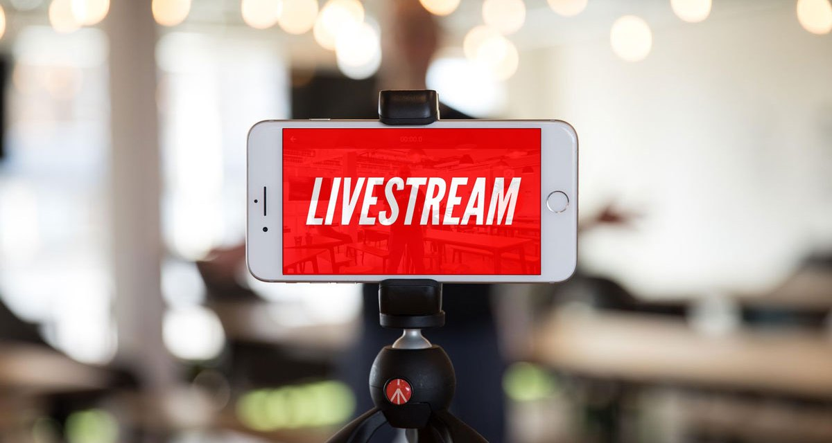 Guide   How to Organize a High-Quality Live Streaming Event