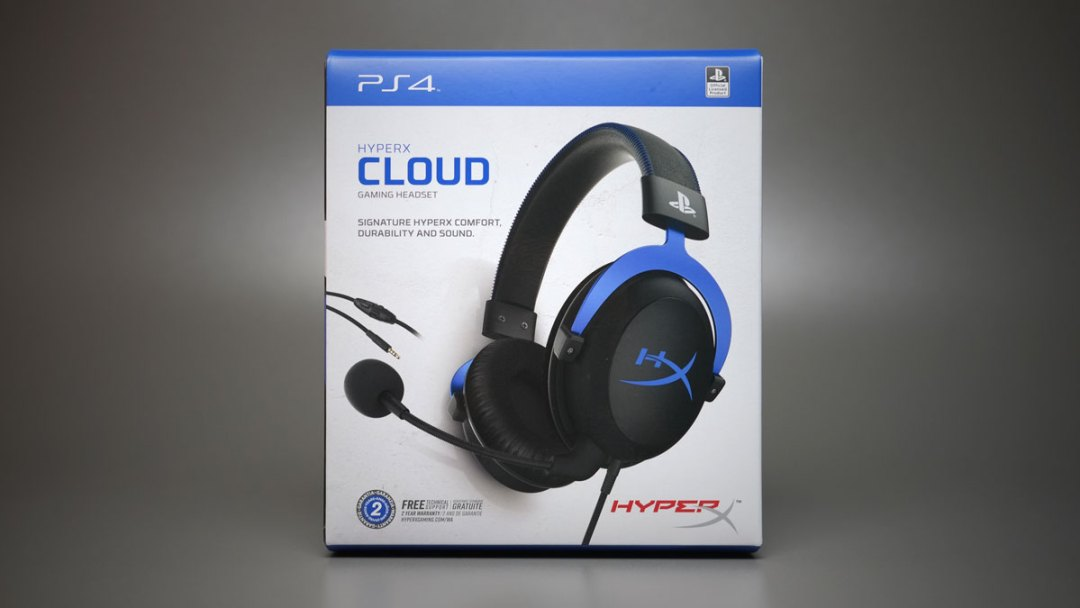 HyperX Cloud PS4 (1)