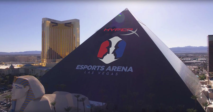 HyperX Launches Esports Arena Las Vegas