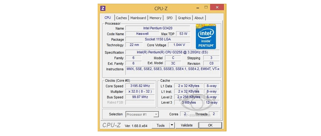 Intel Devil's Canyon Specifications 2 | TechPorn