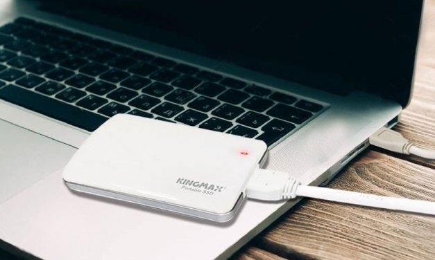 KINGMAX Reveals KE31 Portable SSD