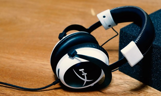 Kingston HyperX Cloud White Headset Review