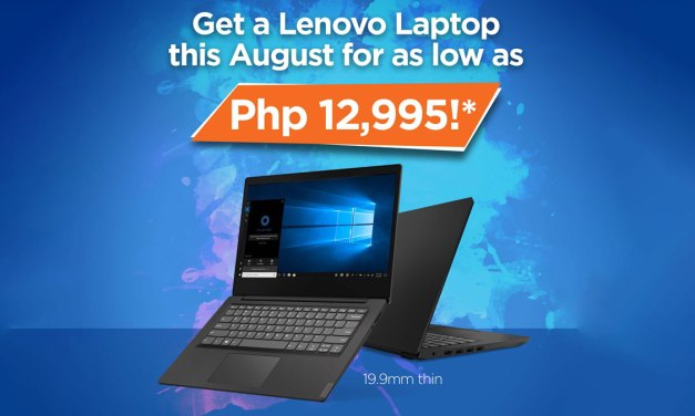 Lenovo Announces Limited-time Cash Rebates on Select Laptops