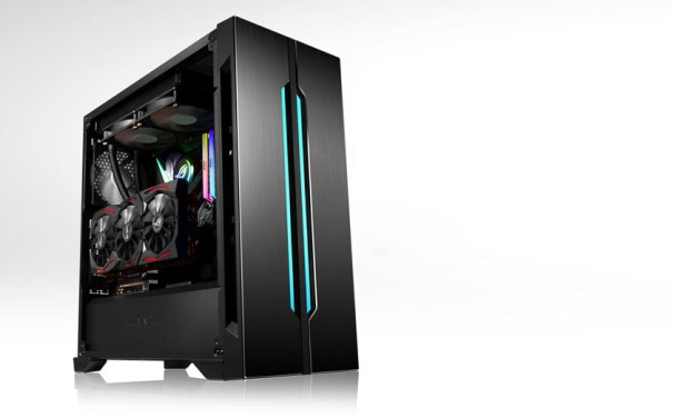 Lian Li Launches The LANCOOL ONE Chassis