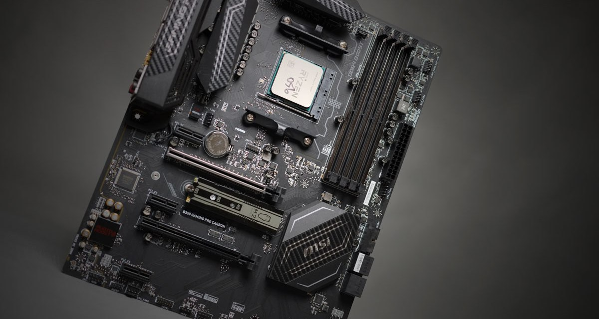 Review | MSI B350 Gaming Pro Carbon ATX AM4 Motherboard