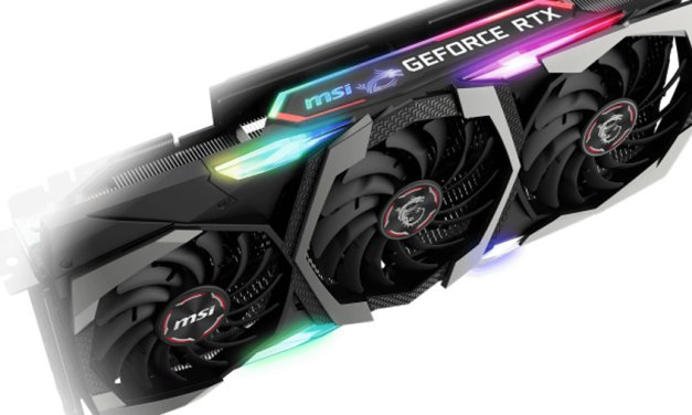 MSI Unveils RTX Gaming Laptops and Gaming Gears at CES 2019