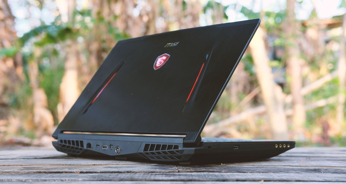 Review | MSI GT62VR 7RE Dominator Pro (GTX 1070) Gaming Notebook